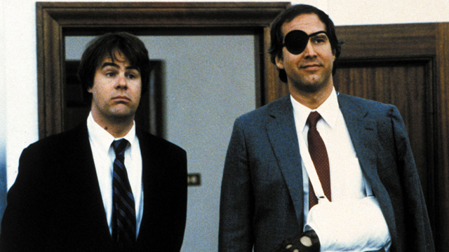Spies Like Us is another of the great Dan Aykroyd movies.