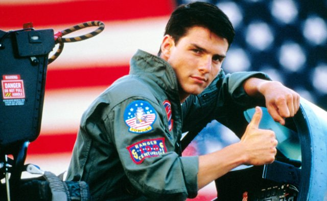 Tom Cruise Confirms Top Gun Sequel