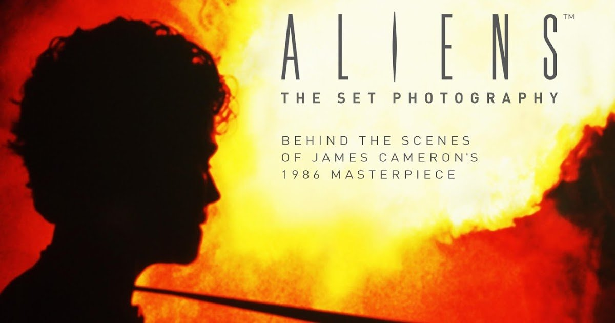 Aliens: The Set Photography (Book Review)