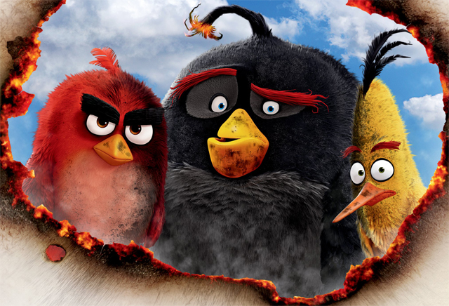 Angry Birds Movie Sequel Being Planned