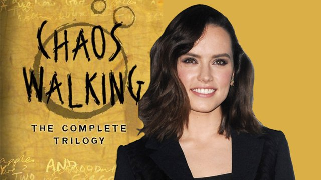 Daisy Ridley boards the Chaos Walking movie.