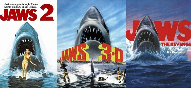 Bite Me! Dismantling the Jaws Sequels