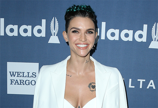 Ruby Rose Joins Jason Statham in Giant Shark Thriller Meg