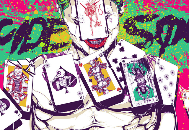 Exclusive: Check out This Sweet Suicide Squad Poster From Mondo