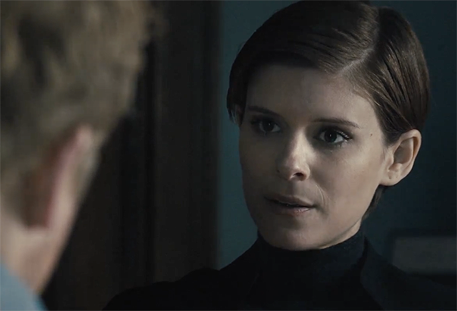 Kate Mara Learns the Creepy Backstory in New Morgan Clip