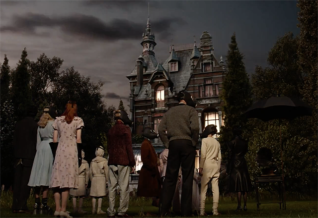 Tour the Grounds in a New Miss Peregrine's Home Featurette