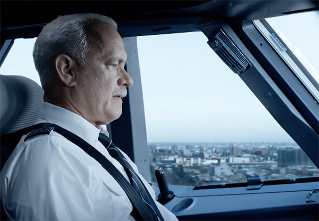 Sully IMAX Trailer Features Tom Hanks & Clint Eastwood