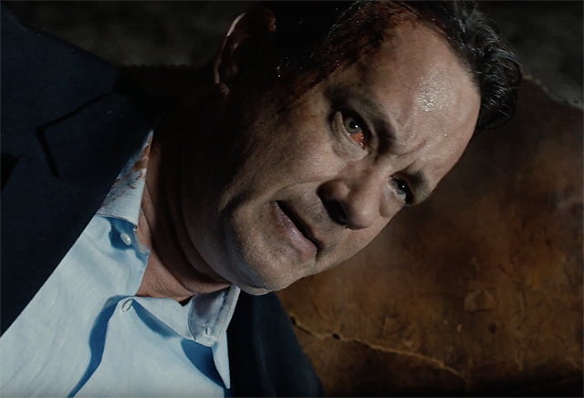 Tom Hanks is All Messed Up in Inferno Featurette