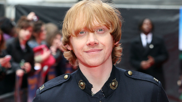 Rupert Grint will headline a new Snatch series on Crackle.