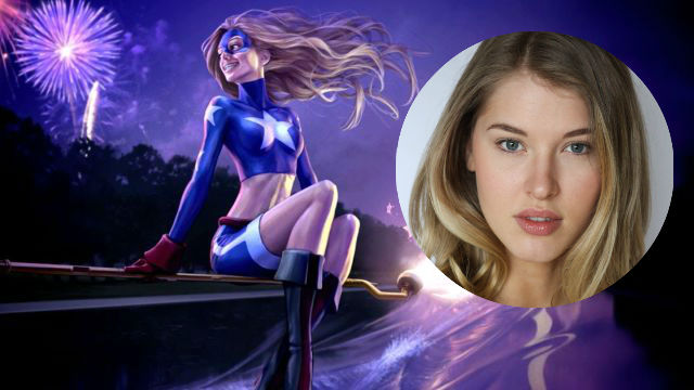 DC's Legends of Tomorrow Finds Its Stargirl!