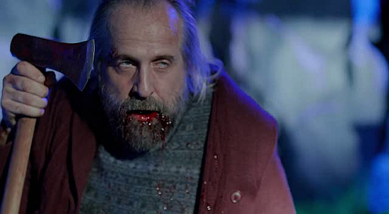 Interview: Peter Stormare Talks Clown and Remembers 8MM