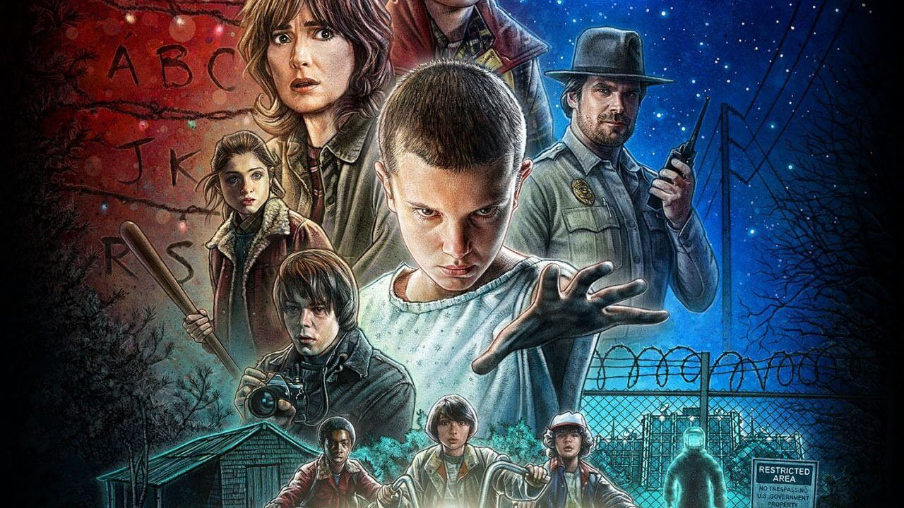 Stranger Things Soundtrack Review