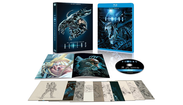 Aliens 30th Anniversary Blu-ray Set Coming in September