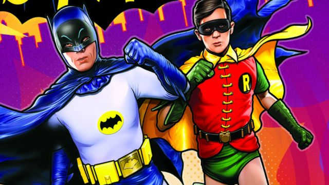 Batman: Return of the Caped Crusaders Cover Art and New Trailer!