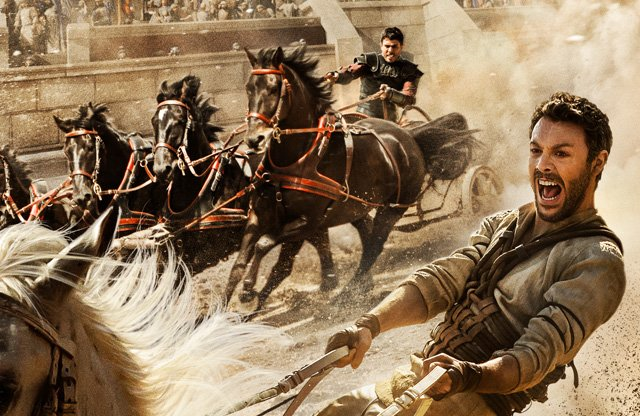 CS Video: The Ben-Hur Cast and Crew