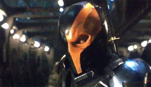 Ben Affleck Reveals Deathstroke Will Appear in Justice League