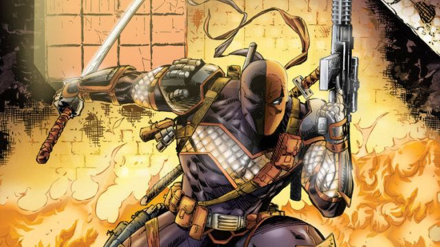Deathstroke Will Menace Ben Affleck in Solo Batman Movie