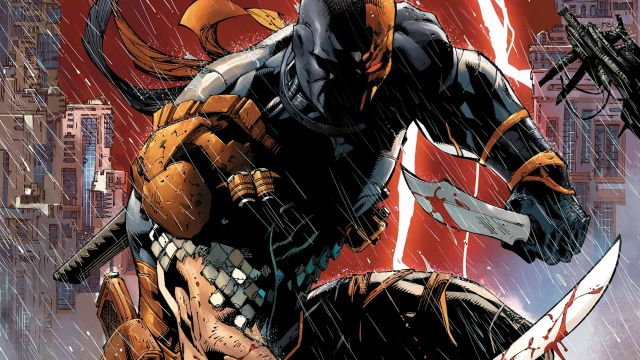 Joe Manganiello Reveals Research for Deathstroke in Batman Movie