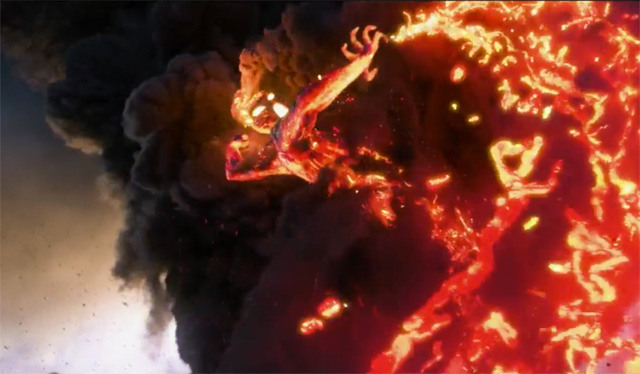 Lava Witch Revealed in a New Moana Tease