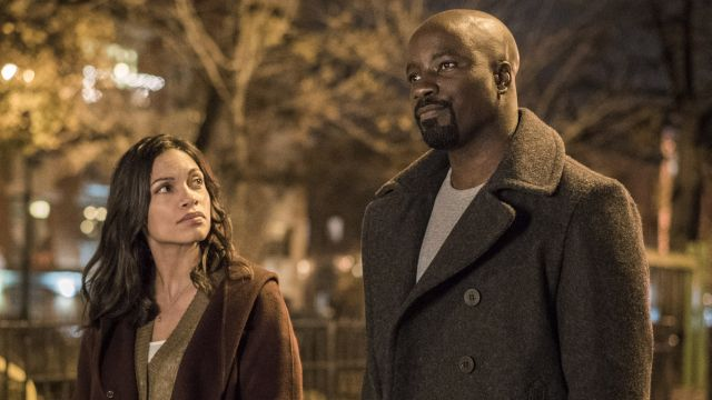New Marvel's Luke Cage Photos Released