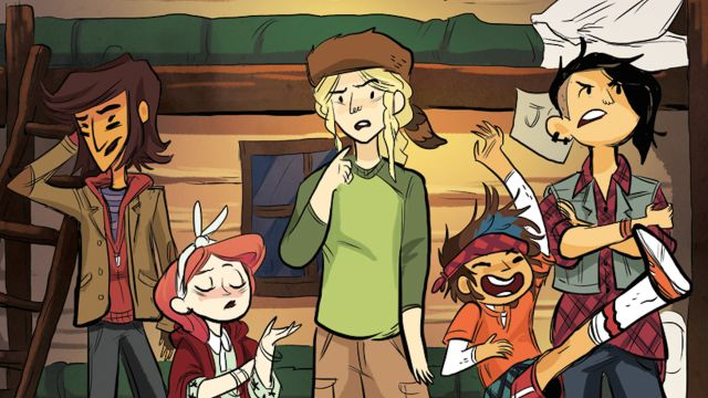 Emily Carmichael to Direct Lumberjanes Movie