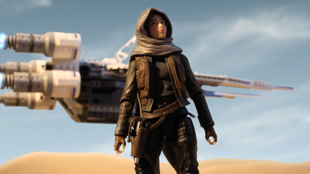 Rogue One Toys Revealed with Animated Shorts