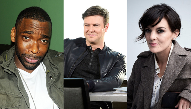 Showtime Orders Comedy Pilots Starring Jay Pharaoh, Taran Killam and Frankie Shaw