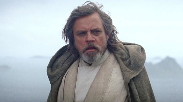 Mark Hamill Hints He and His Beard Will Return for Star Wars: Episode IX