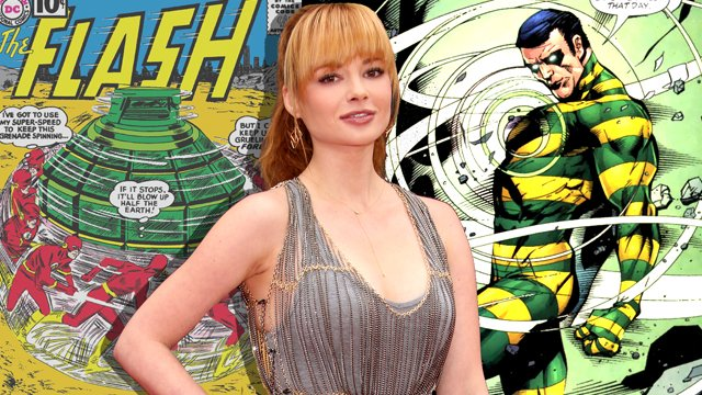 Ashley Rickards is set to play The Top on The Flash.
