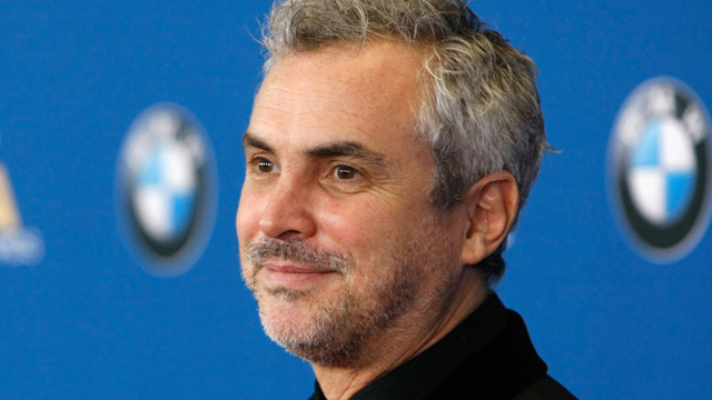 There's a new Alfonso Cuaron movie on the way.