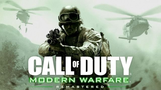 Call of Duty: Modern Warfare Remastered Launch Trailer Brings it All Back