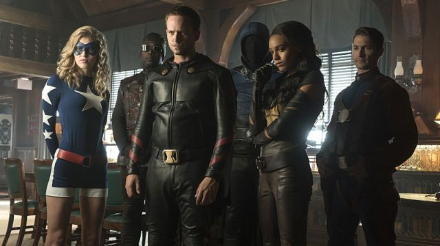 The Justice Society of America Debuts in Legends of Tomorrow Photos