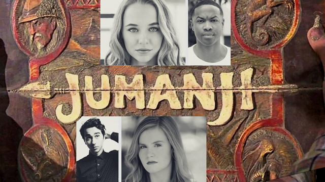 Meet the rest of the Jumanji cast!