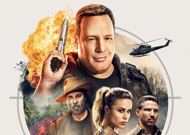 Kevin James in True Memoirs of an International Assassin Trailer