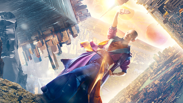 Read all about our discoveries visiting the Doctor Strange set.