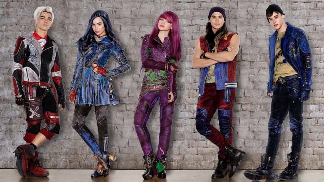 Disney's Descendants 2 movie is coming soon!