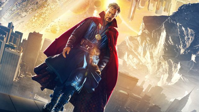 Ten New Photos and Three Doctor Strange Character Posters