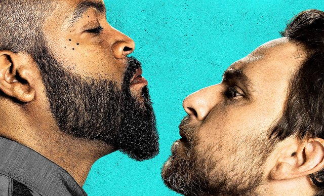 Ice Cube vs. Charlie Day in the Fist Fight Trailer and Poster!