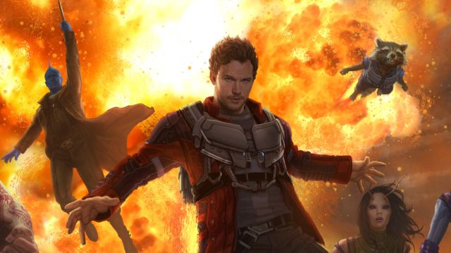 "Chris Pratt Calls Guardians Vol. 2 ""Biggest Spectacle Movie of All Time"""