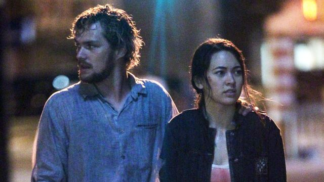 Danny Rand and Colleen Wing Featured in New Iron Fist Set Photos