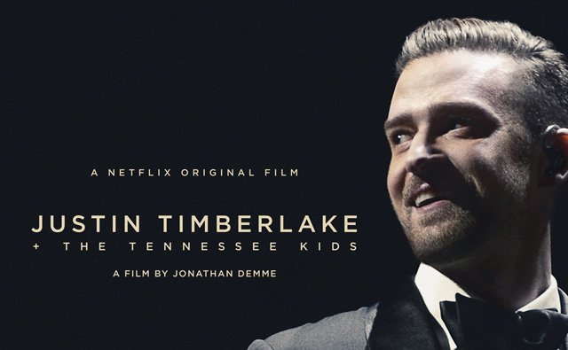 Justin Timberlake will serenade you in your living room thanks to Netflix