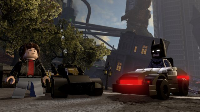 NEW Expansion Pack Screenshots For LEGO DIMENSION'S Knight Rider And The LEGO Batman Movie!