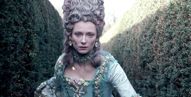 Our Tilda Swinton movies spotlight begins with Orlando.