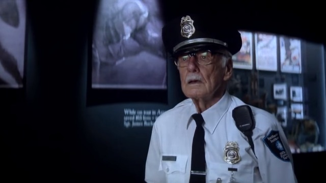 Stan Lee just filmed his next four cameos back to back