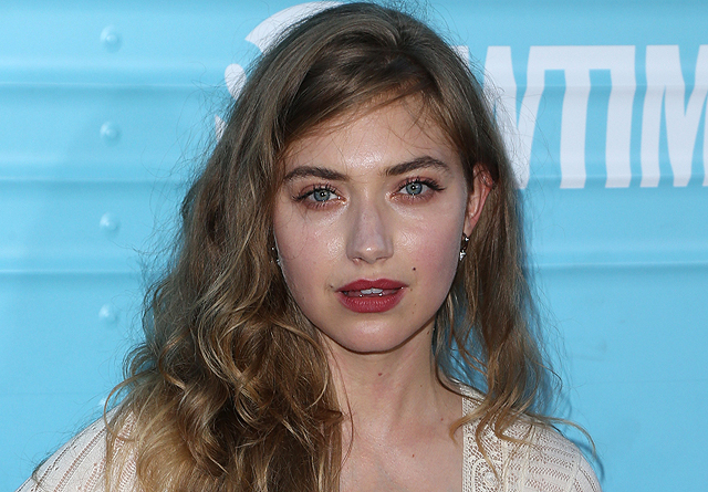 Imogen Poots Joins Zoe Saldana in I Kill Giants Movie