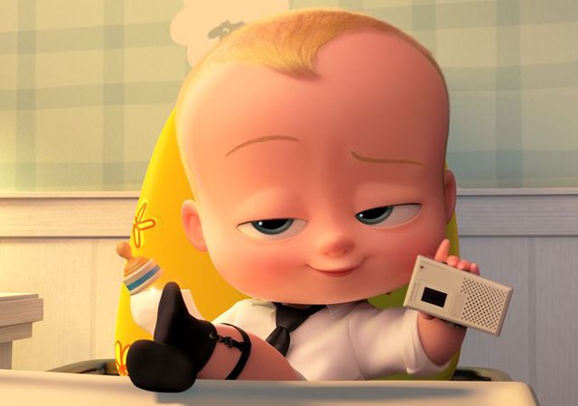 The Boss Baby: new trailer for DreamWorks' next movie