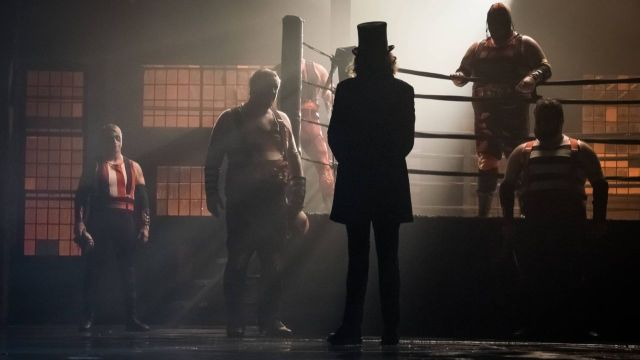 Mad Hatter Makes Some Friends in Gotham Episode 3.04 Photos