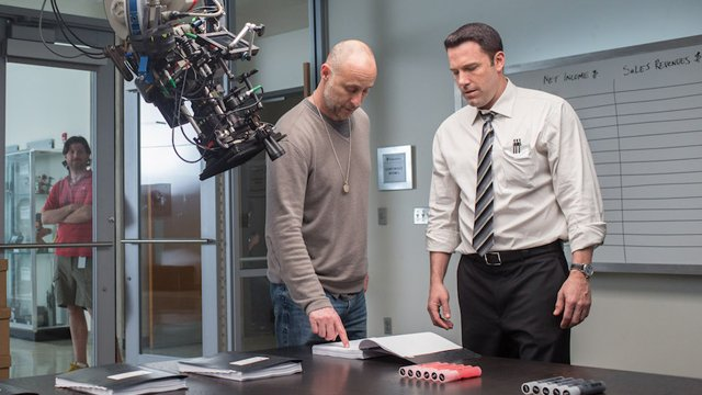 CS sits down with The Accountant director Gavin O'Connor.