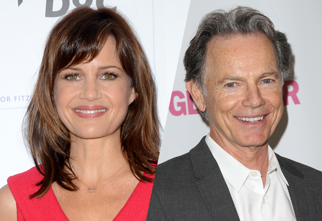Carla Gugino, Bruce Greenwood to star in Stephen King adaptation Gerald's Game
