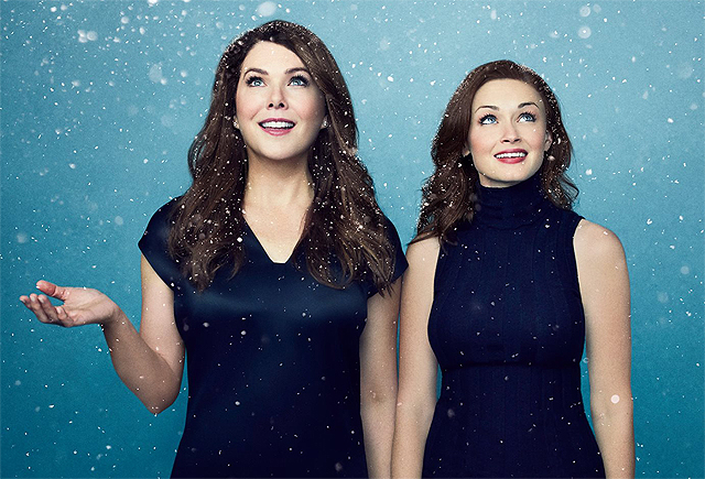 Gilmore Girls Posters Take You Through the Seasons